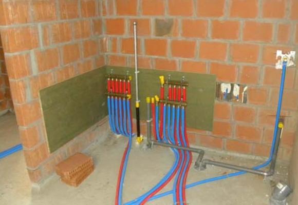 Elektriciteit, CV en sanitair : Sanitair : www.vandammewimenjan.be